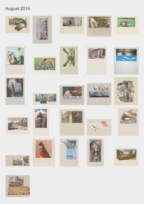 Zeitungshacker 26 Thumbnails Collageprojekt August 2014