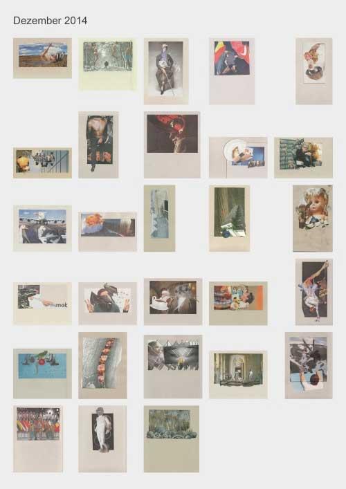 Zeitungshacker 28 Thumbnails Collageprojekt Dezember 2014