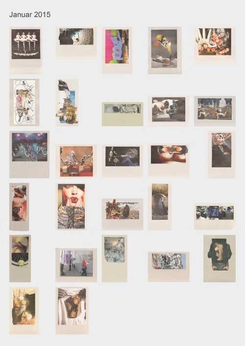 Zeitungshacker 27 Thumbnails Collageprojekt Januar 2015